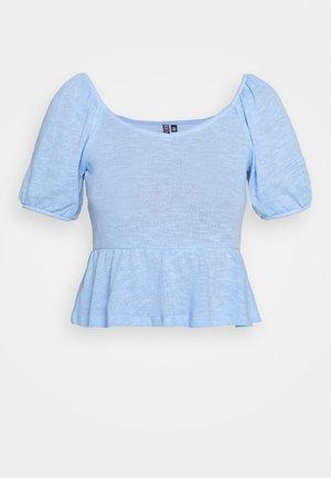 PCTENZIN - T-shirts - vista blue