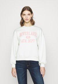 Gina Tricot - RILEY  - Sweatshirt - mint - 0