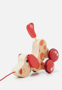 Hape - WALK-A-LONG PUPPY - Wooden toy - multi - 4