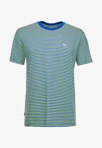 Obey Clothing - APEX TEE - T-shirt imprimé - surf blue/multi - 4