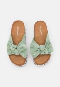 SassyClassy - Mules - green - 5