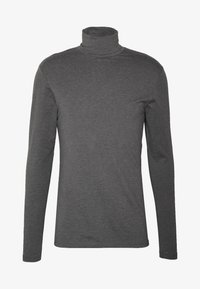 Pier One - Long sleeved top - dark gray - 4
