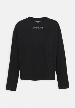 LONG SLEEVE - T-shirt à manches longues - black