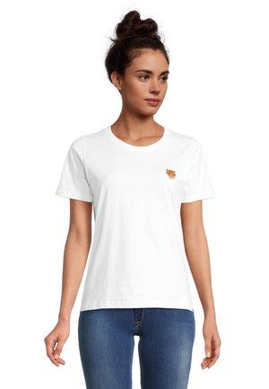 TIGER - Print T-shirt - offwhite