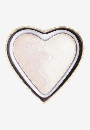I HEART REVOLUTION HEARTBREAKERS HIGHLIGHTER - Highlighter - unique