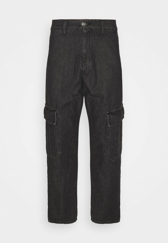 PANT NEW YORK UNISEX - Relaxed fit jeans - black