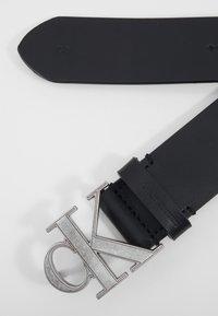 Calvin Klein Jeans - MONO HARDWARE - Belt - black - 3