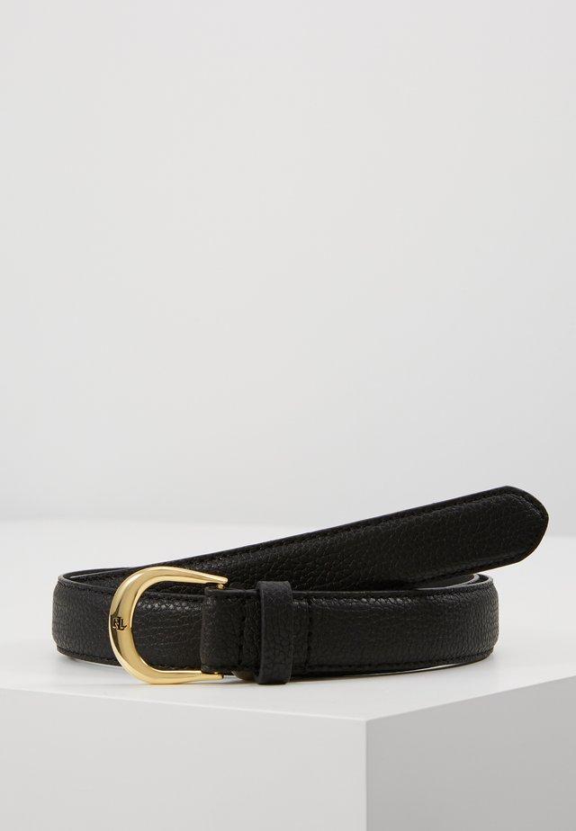 CLASSIC KENTON - Cintura - black