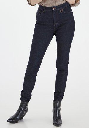 PZLIVA  - Jeans Skinny Fit - raw blue denim