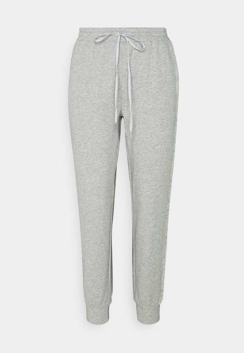Milly - LISA FRENCH TERRY - Tracksuit bottoms - grey
