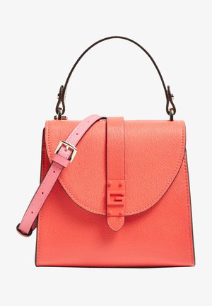 NEREA - Handbag - rot/merf.
