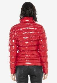Cipo & Baxx - Winter jacket - red - 2