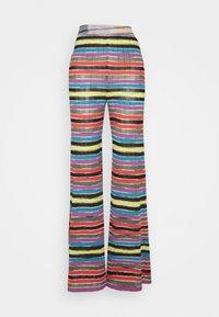 M Missoni - Trousers - multicolor - 0
