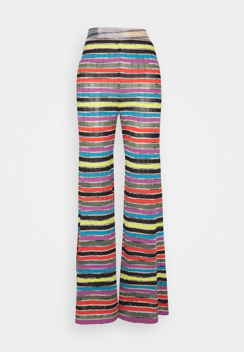M Missoni - Trousers - multicolor