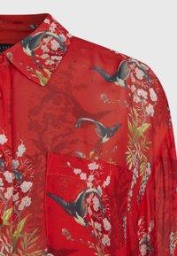 AllSaints - Skjortebluser - red - 3