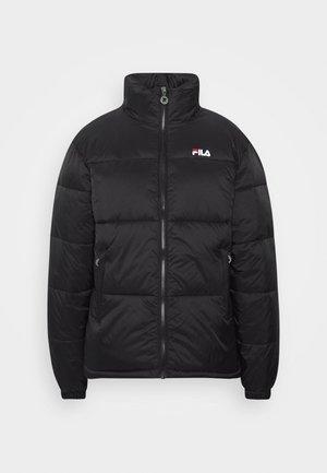 SUSSI PUFF JACKET - Zimní bunda - black