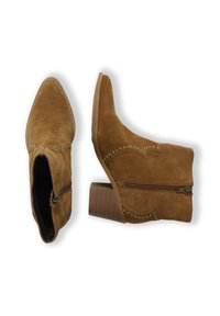 ICHI - IAFANN SUEDE BOOT - Ankle boots - thrunsh - 2