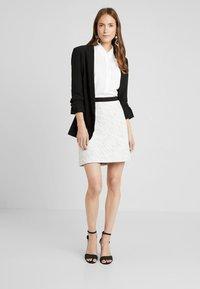 Esprit Collection - SKIRT - Áčková sukně - off white - 1