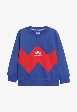 RESORT KIDS CREW  - Sweatshirt - dazzling blue