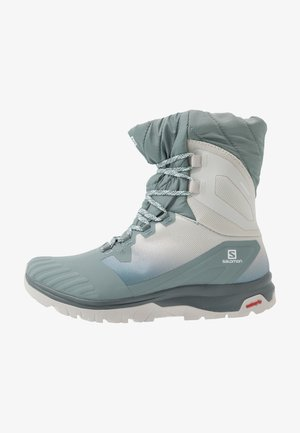 VAYA POWDER CSWP - Winter boots - lead/lunar rock/stormy weather