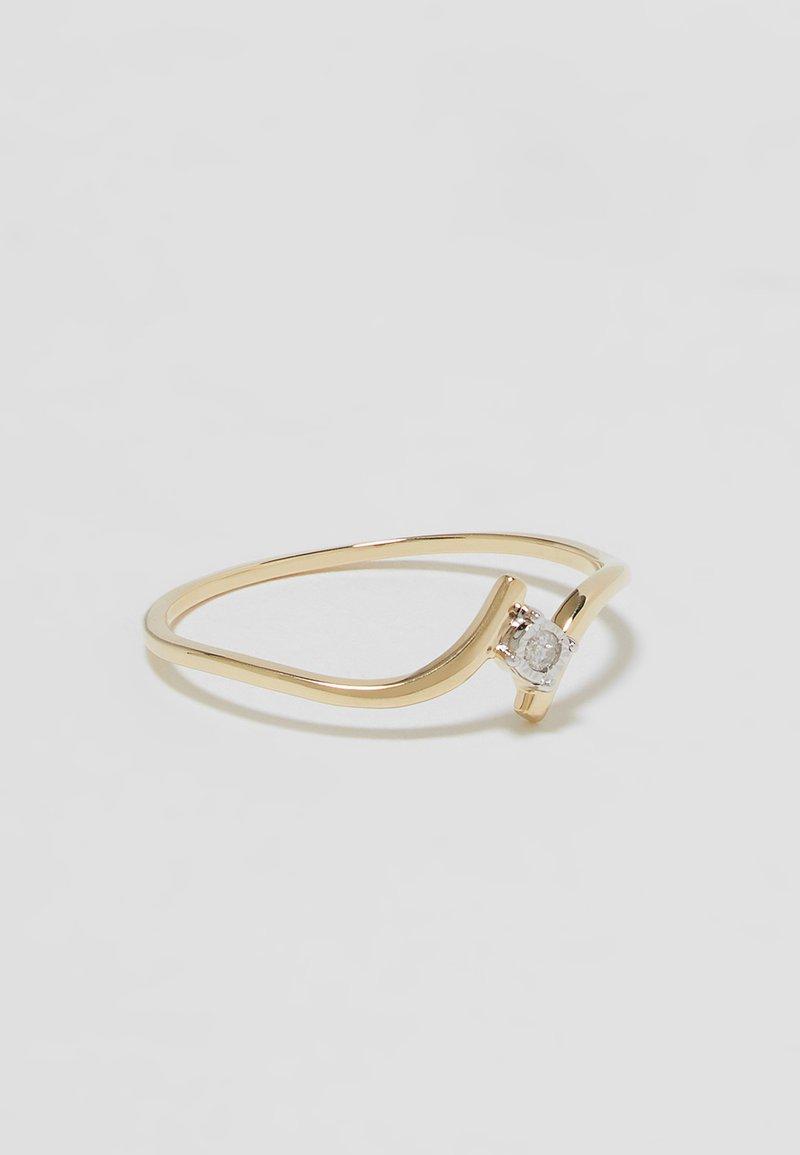 DIAMANT L'ÉTERNEL - Engagement Ring - Ring - gold-coloured