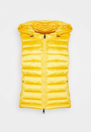 Waistcoat - honey mustard