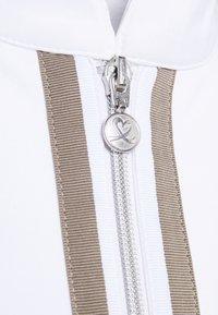 Daily Sports - GLADIE JACKET - Zip-up sweatshirt - white - 2