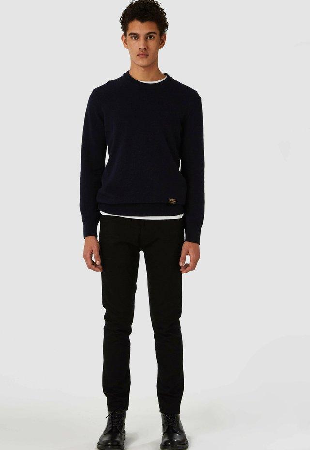JOHN - Slim fit jeans - stay black rinse