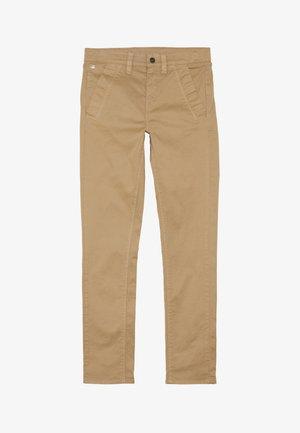 PANT BRONSON - Trousers - dark beige