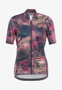 Craft - HALE GRAPHIC  - Print T-shirt - fame - 3