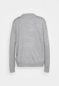 Marks & Spencer London - HIGH VEE - Sweter - grey - 1