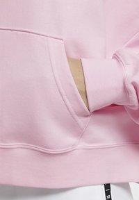 Nike Sportswear - HOODIE - Hoodie - pink foam - 4