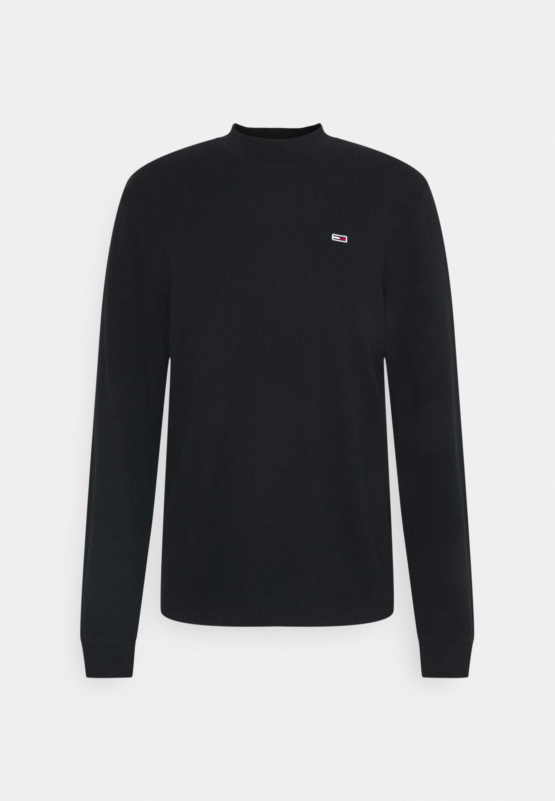 Men HIGH NECK - Long sleeved top