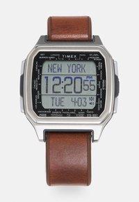 Timex - COMMAND URBAN - Digital watch - brown - 0
