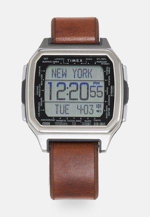 COMMAND URBAN - Digital watch - brown