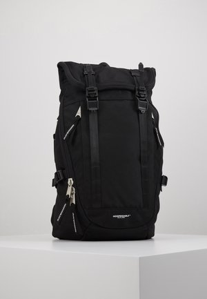 BACKPACK FOLK - Batoh - black