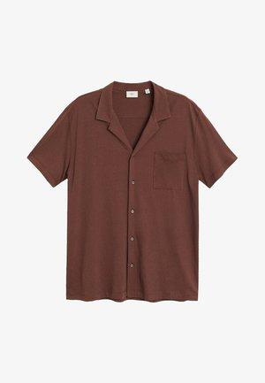 BONHEUR - Hemd - bruin