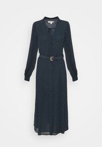PERFECTION BELTED - Day dress - dark blue