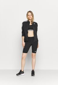 adidas Performance - HOW WE DO TIGHT - Leggings - black/grey six - 1