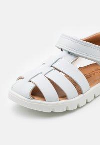 Bisgaard - CARLO UNISEX - Sandaler - white - 5