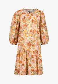 Rich & Royal - Day dress - orange - 0