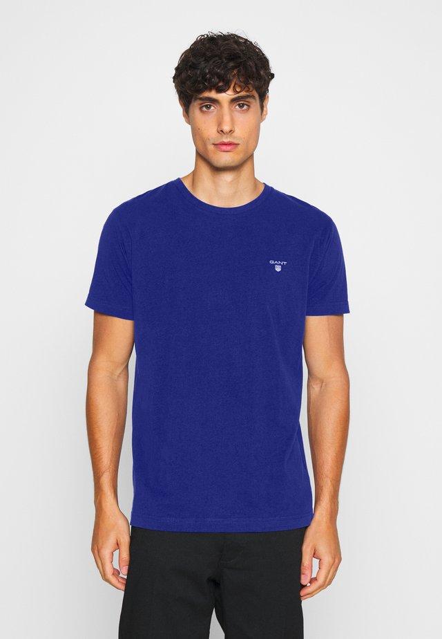 THE ORIGINAL - Basic T-shirt - crisp blue