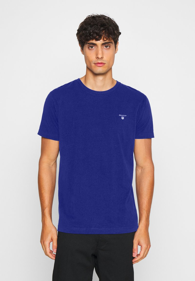 GANT - THE ORIGINAL - T-shirt - bas - crisp blue