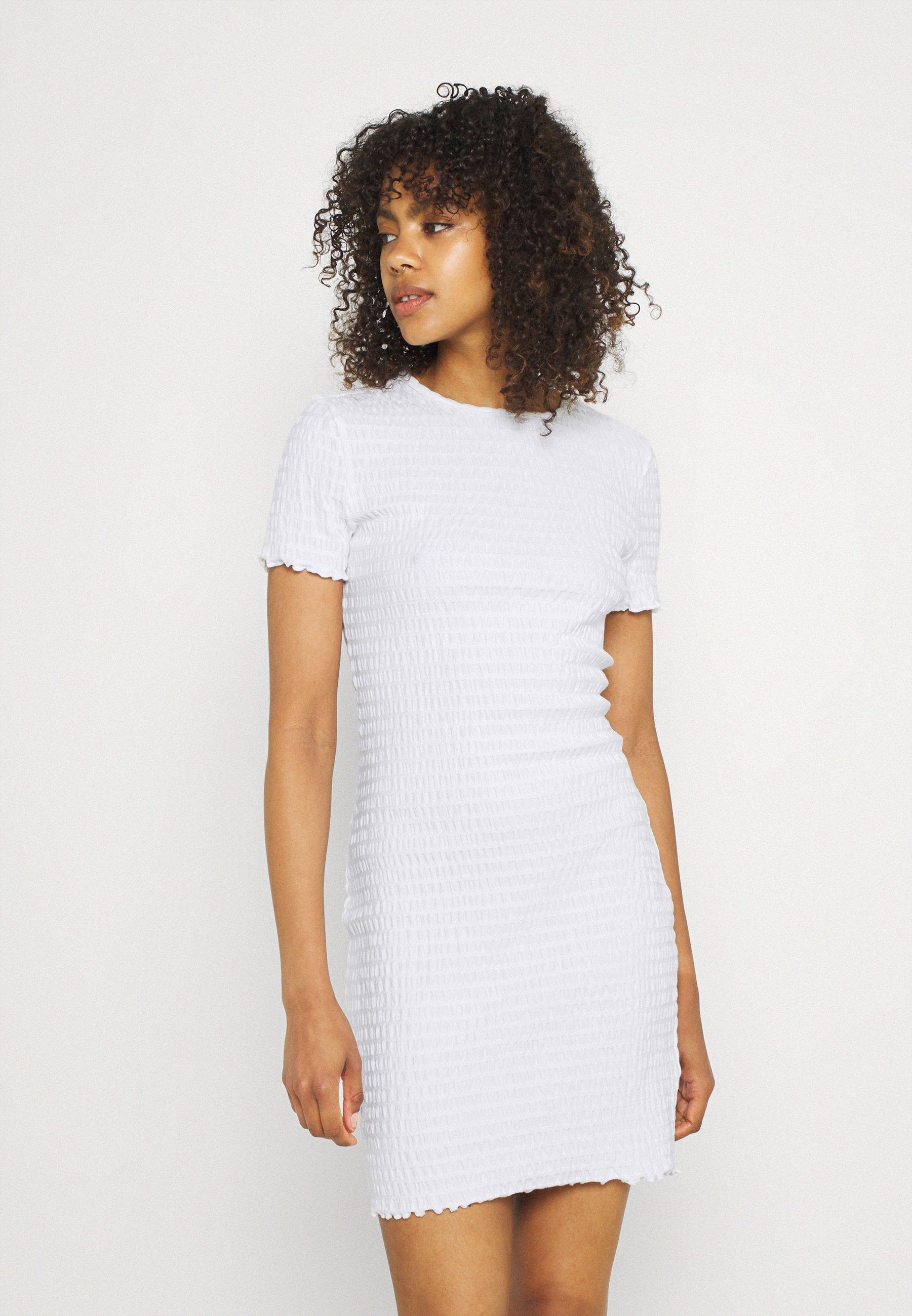 Damen BODYCON SMOCK DRESS - Etuikleid