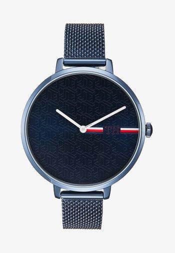 CASUAL - Watch - blau