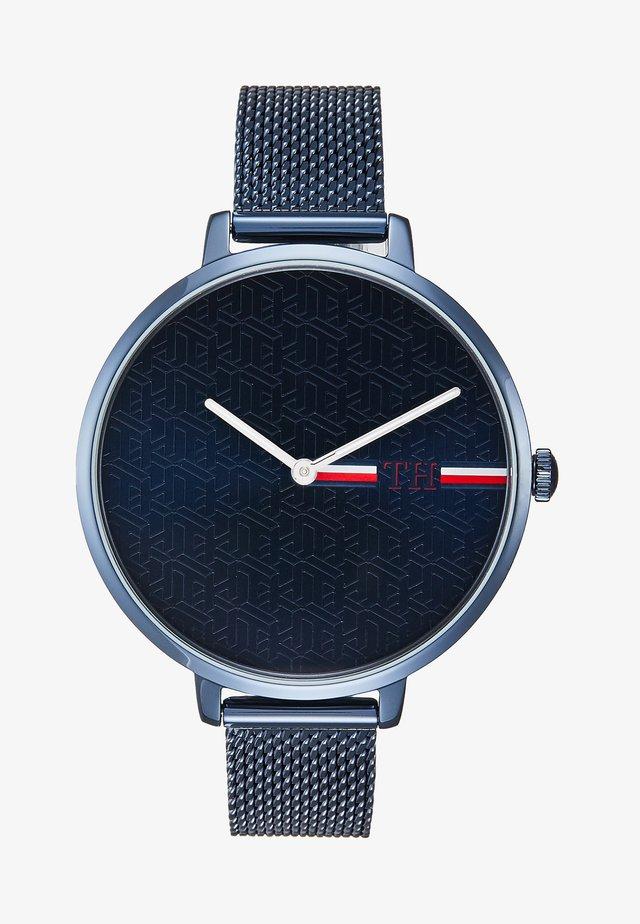 CASUAL - Uhr - blau