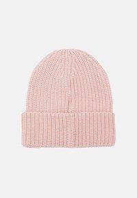 Calvin Klein Jeans - MODERN ESSENTIALS BEANIE UNISEX - Bonnet - pink - 1