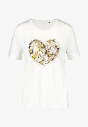 1/2 ARM - T-shirt con stampa - off-white