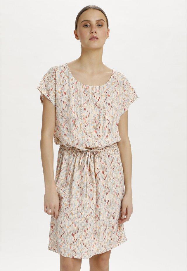 SL LAVADA - Sukienka letnia - whisper white splash print