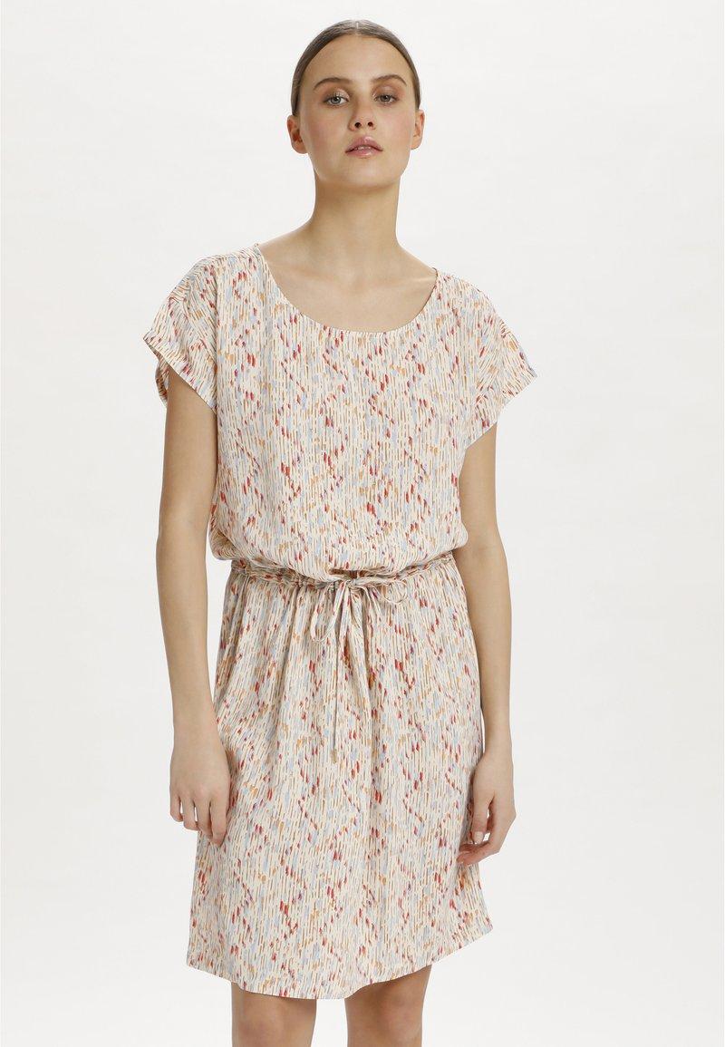 Soaked in Luxury - SL LAVADA - Sukienka letnia - whisper white splash print